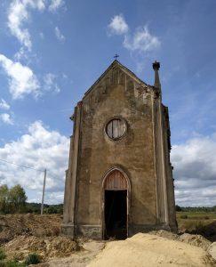 Kościół pw. Św. Józefa w Hruszowie
